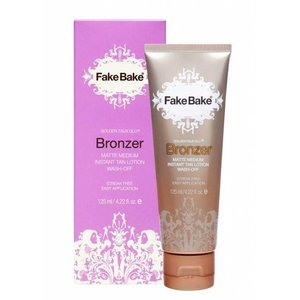 Fake Bake Bronzer Wash Off Instant Tan