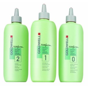 Goldwell Topform Permanent Lotion