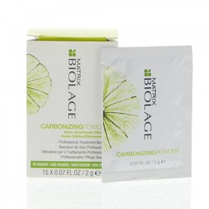 Matrix Biolage Carbonizing Powder, 15x2ml