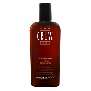 American Crew Classic Body Wash, 450ml