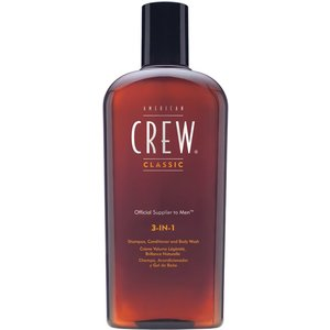 American Crew 3 in 1 Shampoo / Conditioner, 450ml