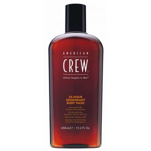 American Crew 24-Hour Deodorant Body Wash, 450ml