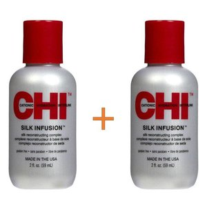 CHI Silk Infusion 59ml Duopack