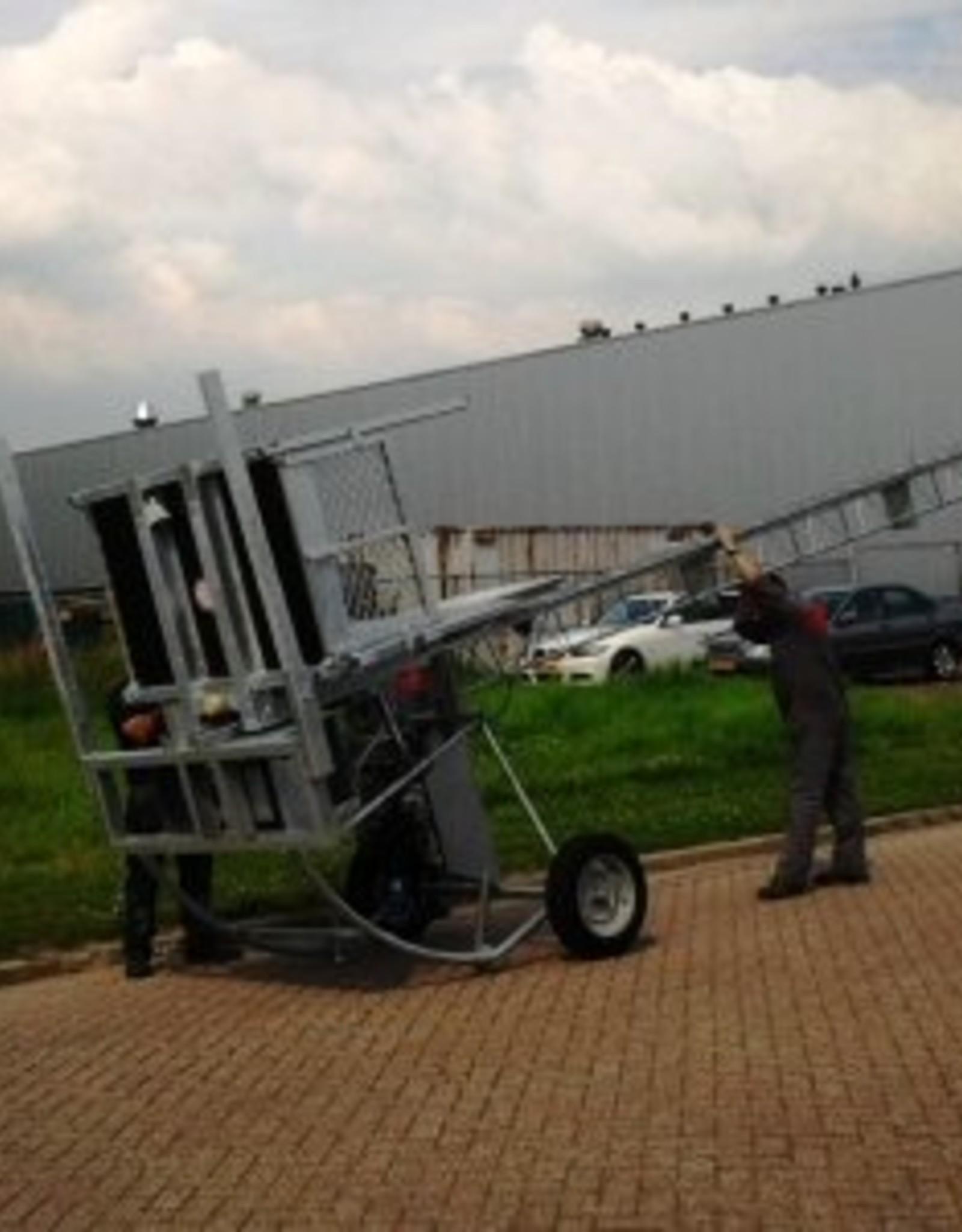 De Jong's A34 Goederenlift
