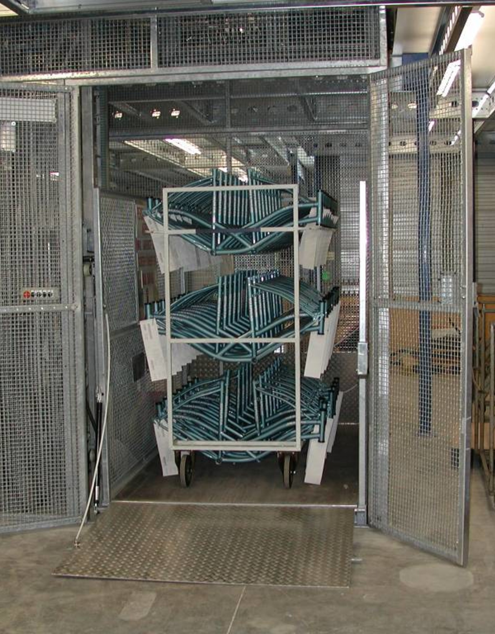 De Jong's SL300A Magazijnlift - 300 kg