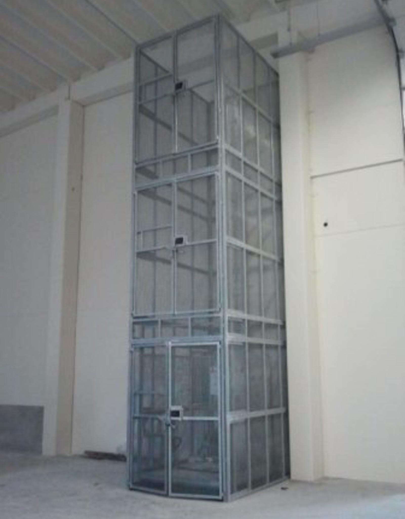 De Jong's SL500 Magazijnlift - 500 kg