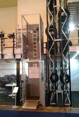 De Jong's SL2500 Magazijnlift - 2.500 kg
