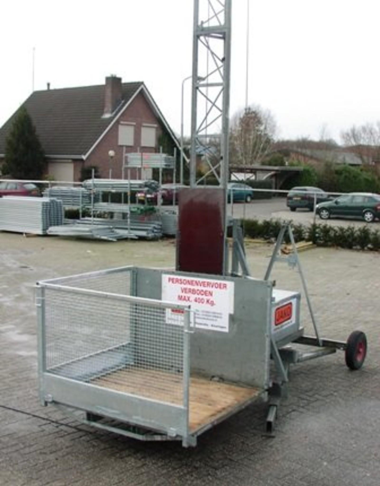 HEK A40 Goederenlift