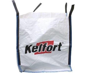 Kelfort Afvalzak 'big-bag' - tot 1500 kg - 90x90x110 cm