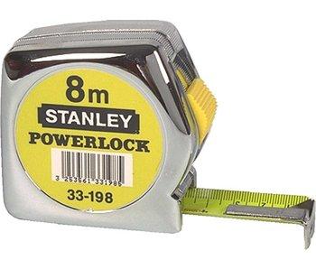 Stanley Rolmaat Powerlock - 8 m