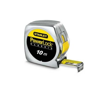 Stanley Rolmaat Powerlock - 10 m