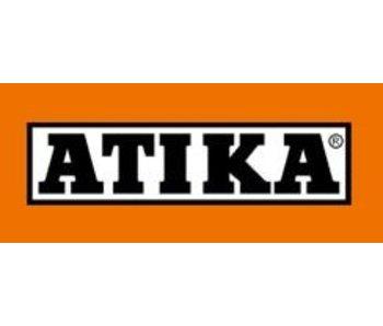 Atika Roer schovel buiten voor de Compact 100L