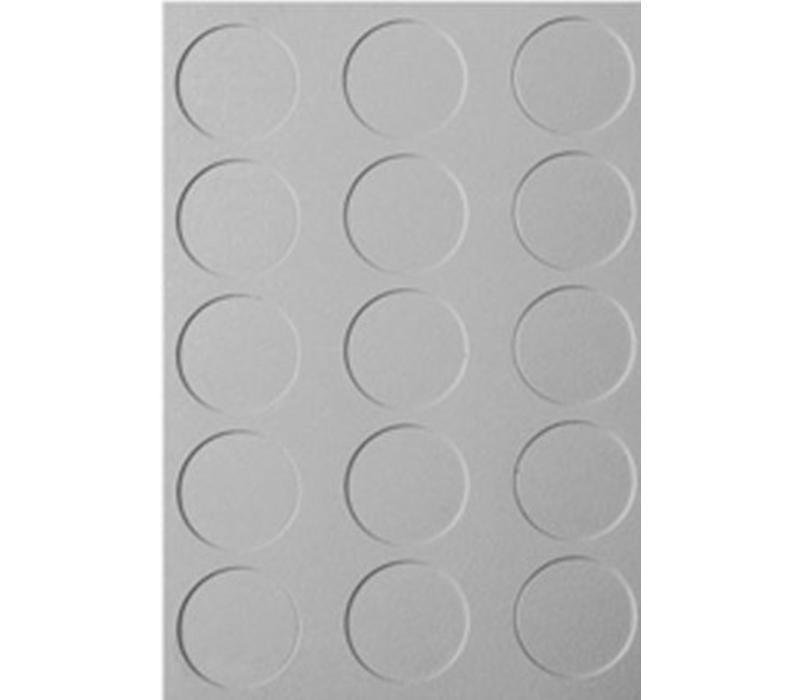 Afdekkap 0048 20 mm grijs