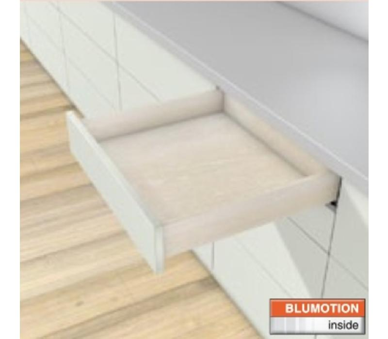 Blum Movento 760H Blumotion(soft close) draagkracht 40 kilo