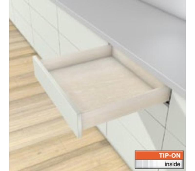 Blum Movento 766H TIP-ON draagkracht 60 kilo