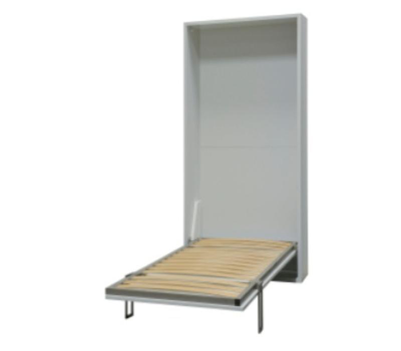 Mechaniek Click V, enkel verticaal bed - Met kast of zonder kast.