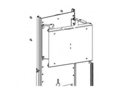 Handmatig draaibare muurbeugel SB003 voor op TV lift TS700 - TS750 & TS1000