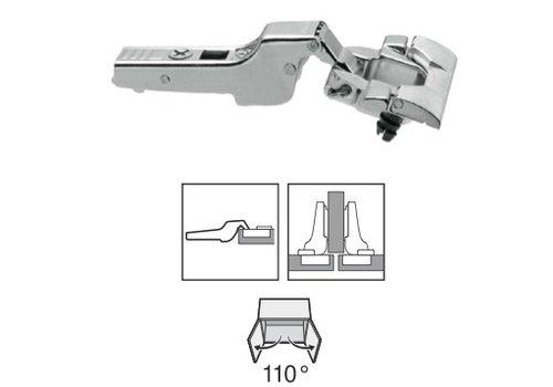 BLUM 110º scharnier zonder veer inserta half opliggend