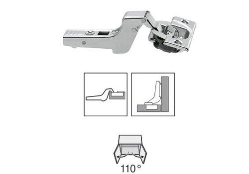 BLUM 110º scharnier schroeftop Blumotion(soft close) inliggend