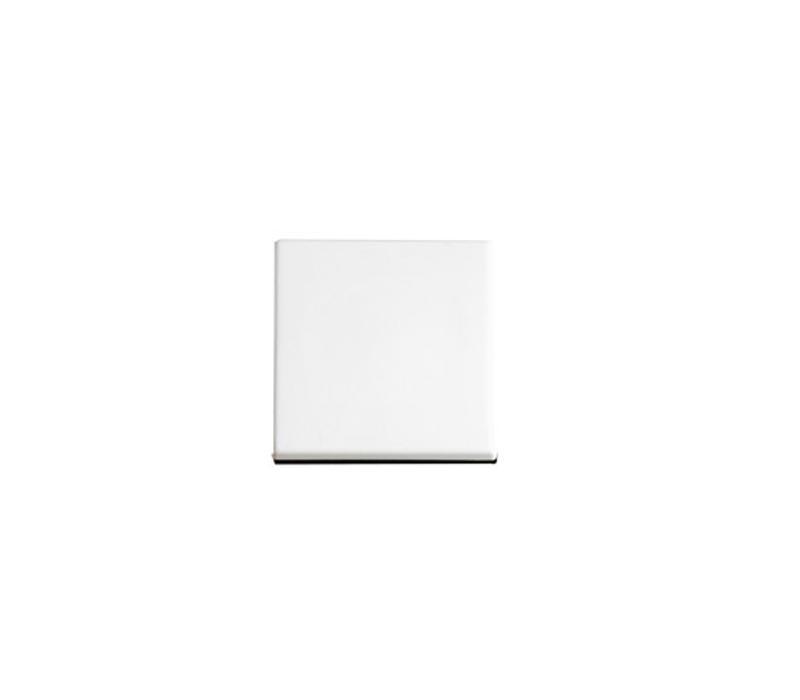 Jung drukknop voor de puls/wip schakelaar Alpin wit