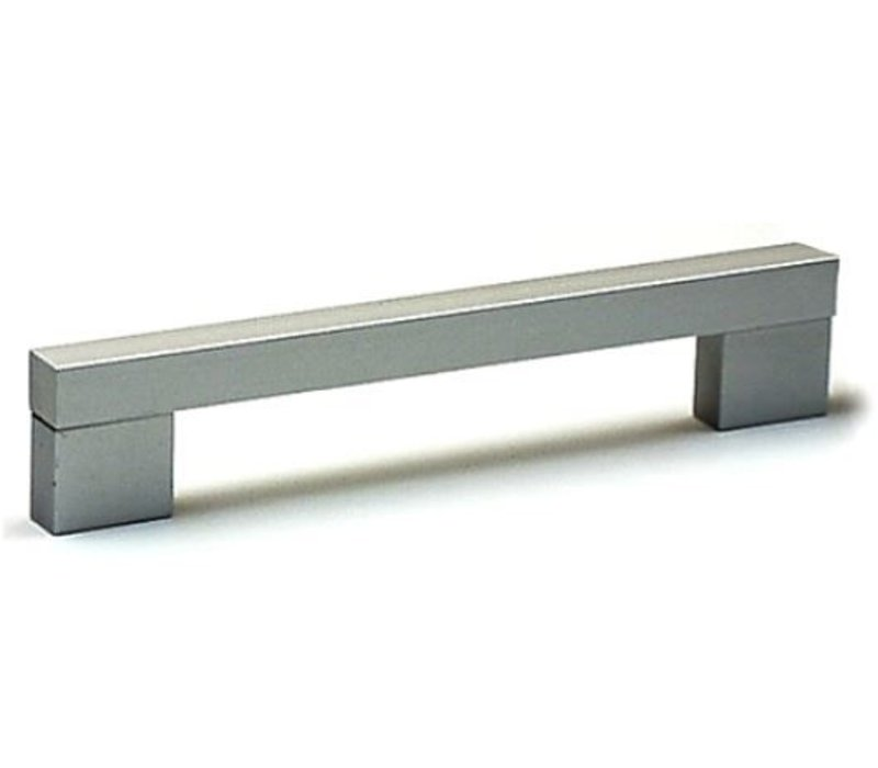 Greep 083321 aluminium dikte 12mm hoogte 32mm
