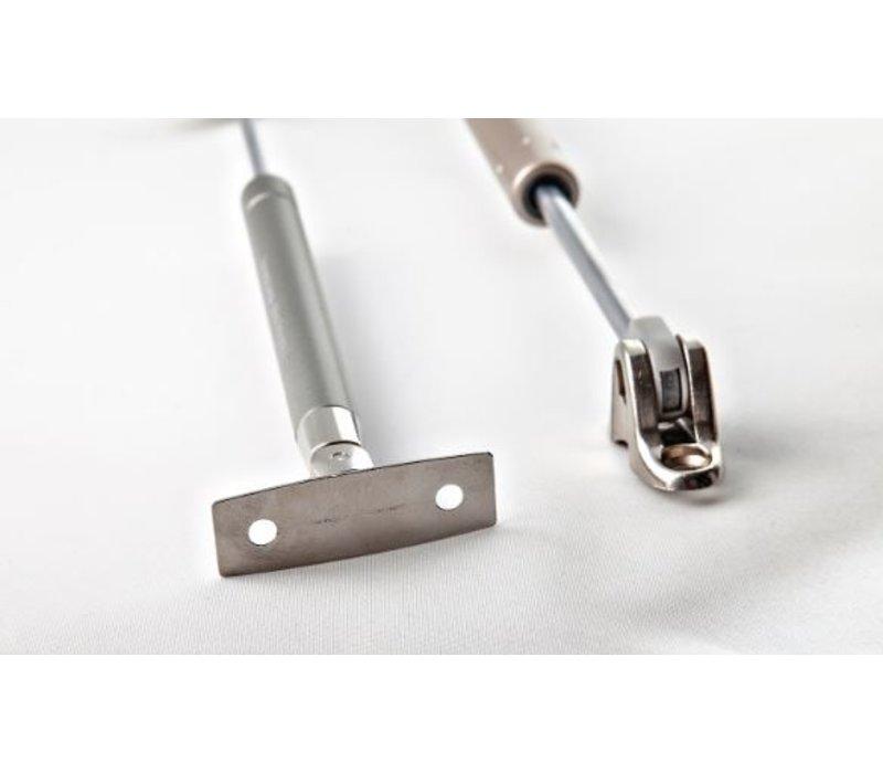 Klepbeslag K12 voor bovenkleppen, te gebruiken voor TIP-on kleppen