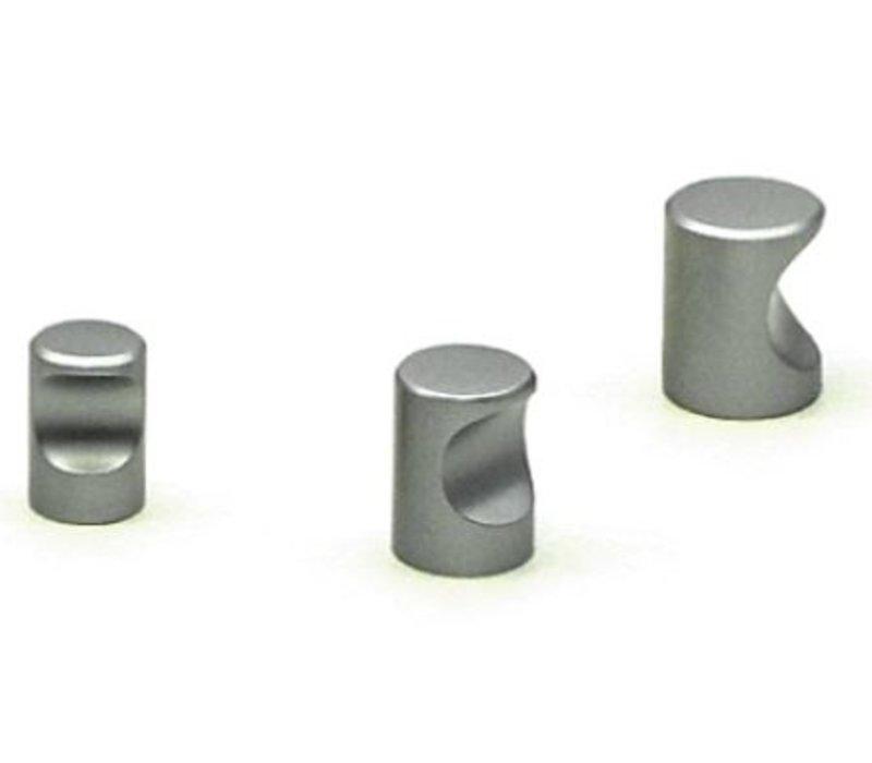 Knop 720523 Mat Aluminium