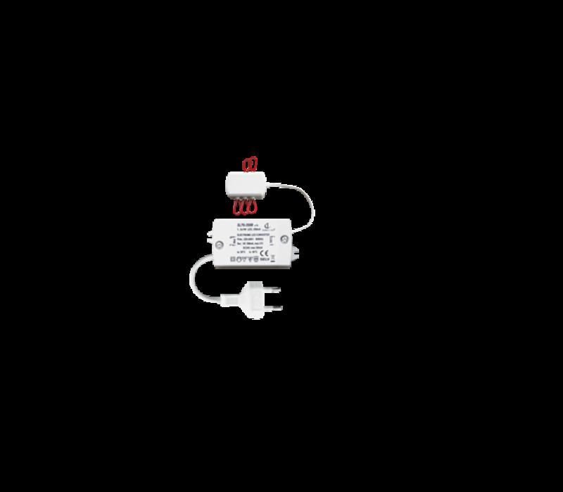 Power LED driver 7,2W-350mA