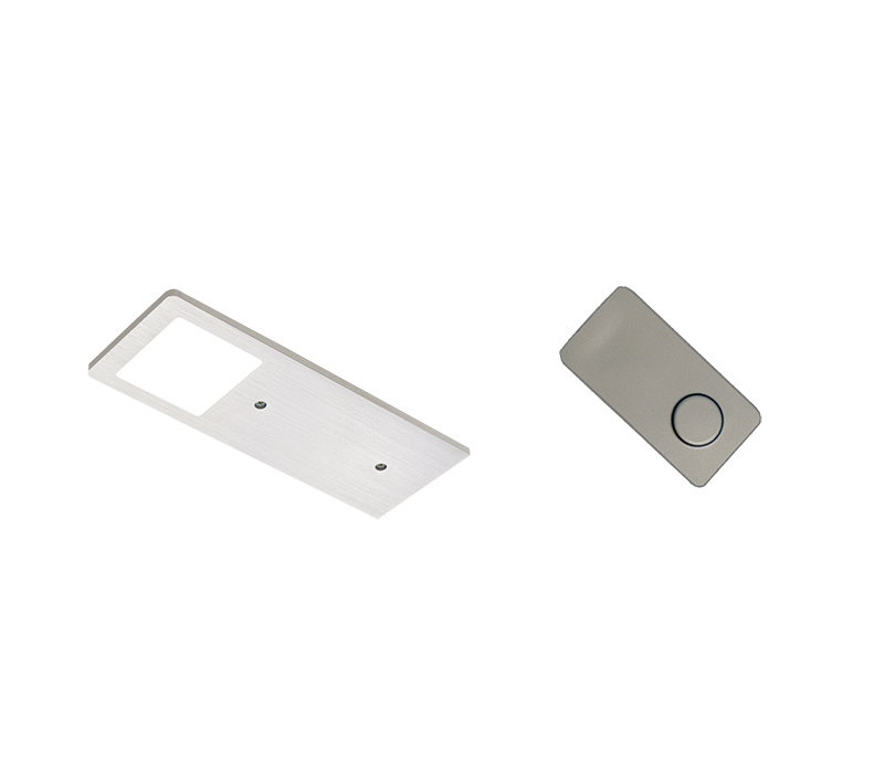 POLAR SE Aluminium + Mini Pulsdimmer