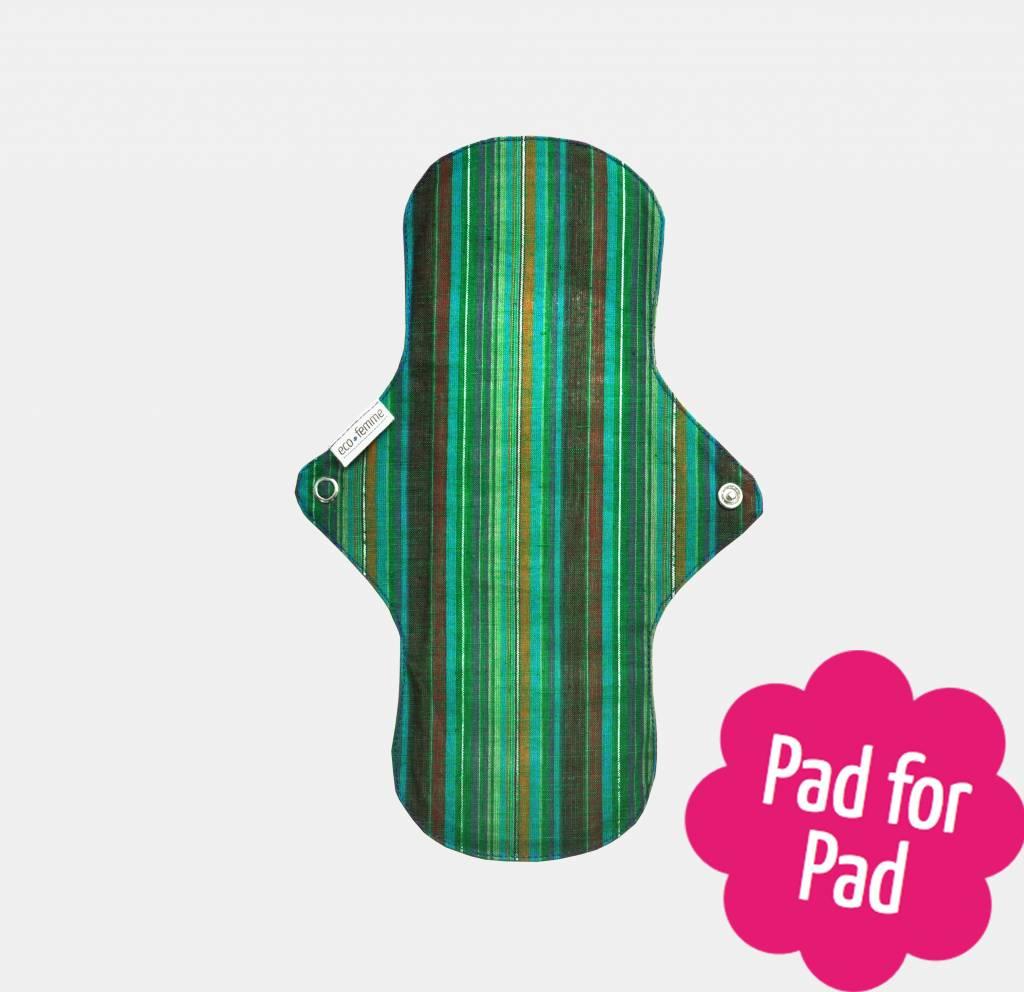 EcoFemme DayPad Vibrant