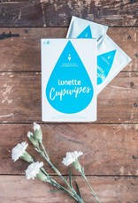 Lunette Desinfecting CupWipes