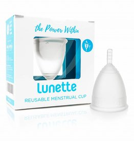 Lunette Cup Clear size 2