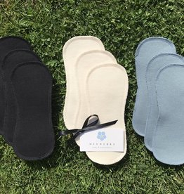 Minnebee Wingless Pantyliners - 3st.