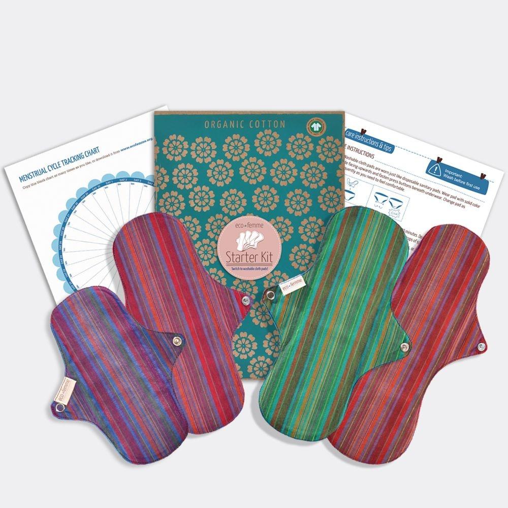 EcoFemme Starter Kit Vibrant