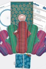 EcoFemme Complete Kit Vibrant