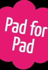 EcoFemme DayPad Plus Vibrant