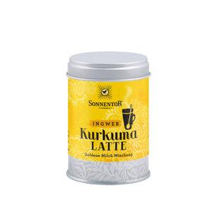 Sonnentor Kurkuma-Latte gember bio 60gr.