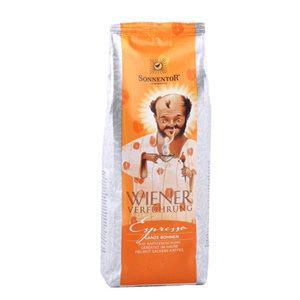 Sonnentor Espresso koffie hele bonen - Weense verleiding bio 500gr.