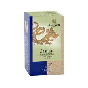 Sonnentor Jasmijn Groene thee bio 27gr. 18 stuks