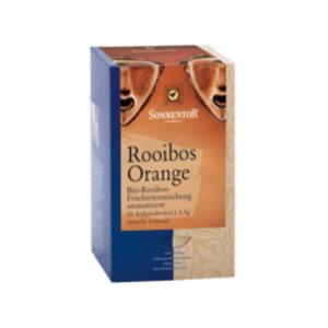 Sonnentor Rooibos-sinasappel thee bio 30gr. 20 stuks