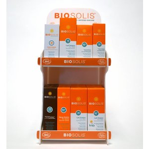 BIOSOLIS Biosolis  Counter Display