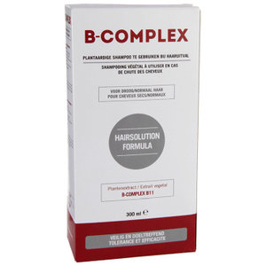 B-Complex Shampoo normaal/droog haar
