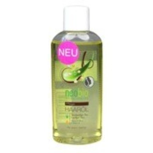 Neobio Neobio Haarolie 75 ml