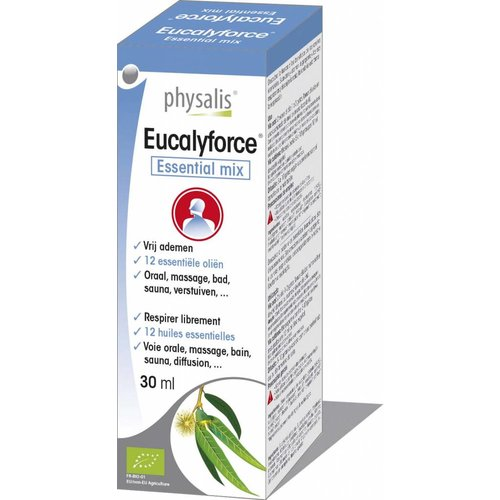 Physalis Eucylaforce essential mix 30 ml