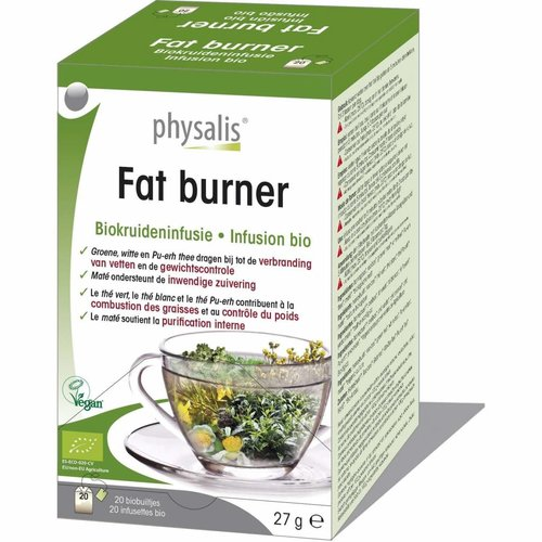 Physalis Fat Burner infusie  20st