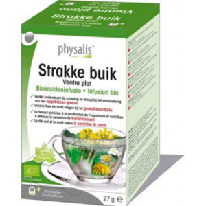 Physalis Strakke buik infusie 20st