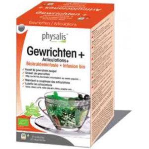 Physalis Gewrichten + infusie 20st
