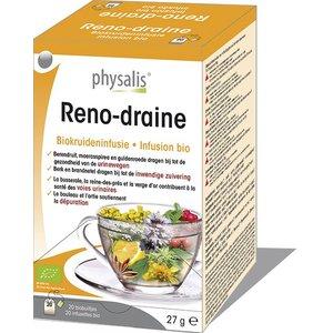 Physalis Reno-draine infusie 20st