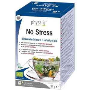 Physalis No Stress infusie 20st