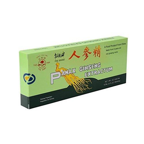 Panax Ginseng Extractum 10x10ml